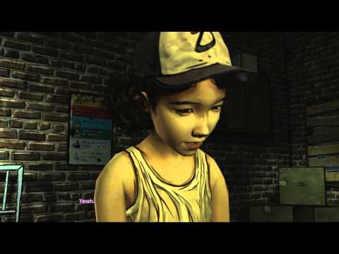 """The Walking Dead: The Game - Episode 1 """"A New Day"""" (Full episode)"""