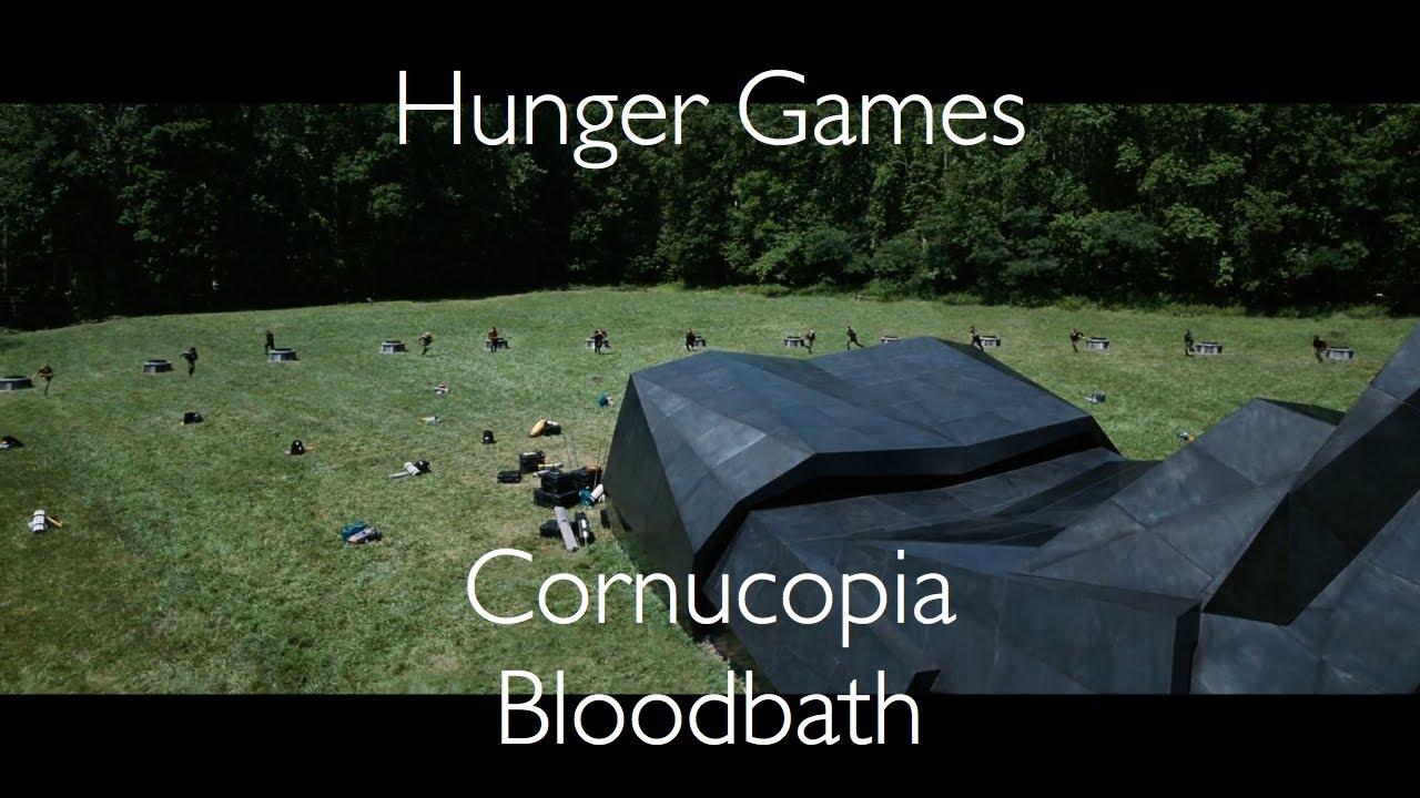 Cornucopia hunger games