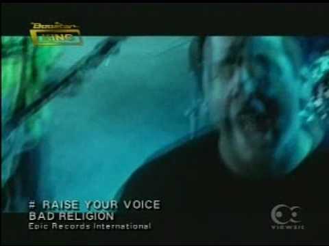 Bad Religion & Campino   Raise Your Voice