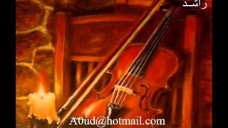 عزف وآداء لا لا تهز الراس للفنان خالد عبد الرحمن