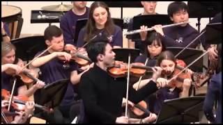 ベートヴェン/ヴァイオリンと管弦楽のためのロマンス第2番 ヘ長調 作品50 (第5回子ども音楽祭in相馬 3/24)