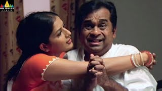 Brahmanandam Comedy Scenes Back to Back | Vikramarkudu Movie Comedy | Sri Balaji Video