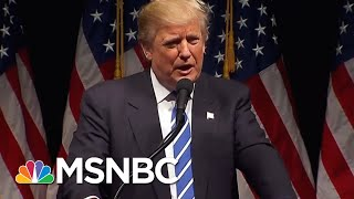 President Donald Trump Reveals His True Feelings On Pleading The Fifth | MTP Daily | MSNBC