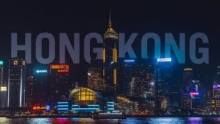 HONG KONG | Sony A7II Travel Video