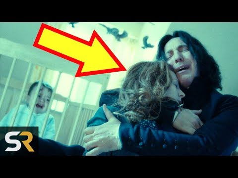 Harry Potter: 10 Details From The Books That Didn't Make It To The Movies
