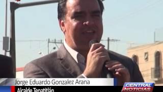 NOTA ABREN AL TRANSITO LA PRIMERA PARTE REHABILITADA DEL BULEVAR ANACLETO GONZALEZ FLORES EN TEPA