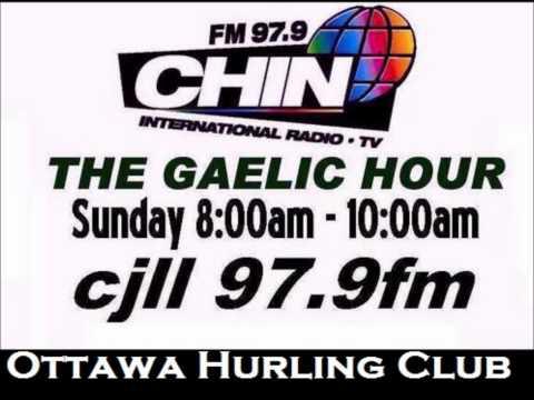 Hurling in Ottawa (Gaelic Hour Chin FM)