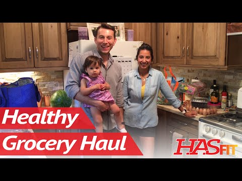 Healthy Grocery Haul – Healthy Eating & Grocery Shopping Costco Haul