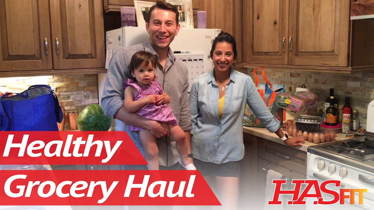 <div>Healthy Grocery Haul – Healthy Eating & Grocery Shopping Costco Haul</div>