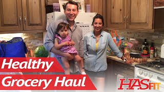 Healthy Grocery Haul - Healthy Eating & Grocery Shopping Costco Haul