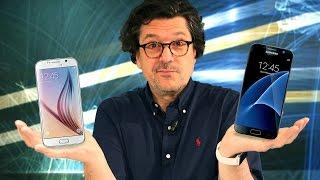 Galaxy S7 vs Galaxy S6 : quelles différences ?