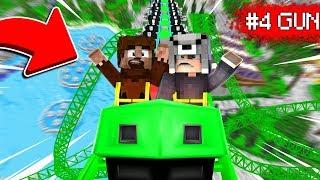 HIZLI TRENDEN SON ÇIKAN KAZANIR! 😱 Minecraft