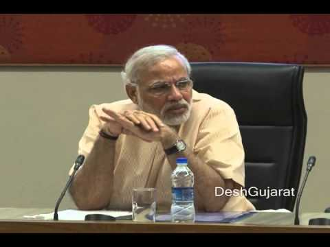 Narendra Modi holds monsoon review meeting in Gujarat capital