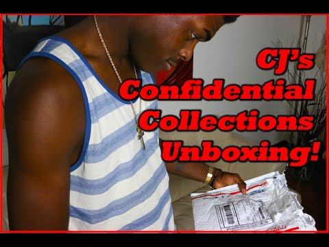 Confidential Collections Unbo... Package!!!!