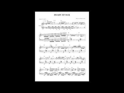 Heart Attack Demi Lovato Piano Cover) by Aldy Santos