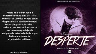 Desperte - Tempo (Letra) Reggaeton 2014