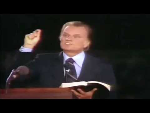 Dr Billy Graham: You Must be Born Again