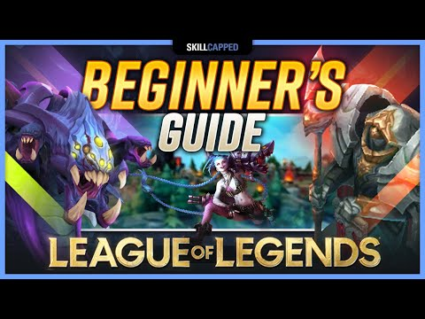 The COMPLETE Beginner's Guide - How to Play League of Legends!