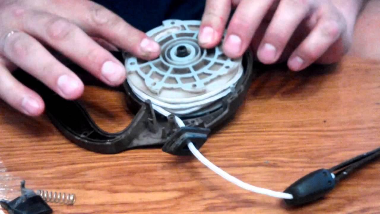 Ремонт рулетки флекси своими руками