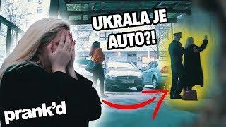 BIBI ANDY PRIVELA POLICIJA! (Ukrala je auto?!) | Prank'd | Epizoda 6