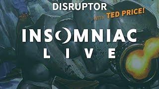 Insomniac Live - Disruptor