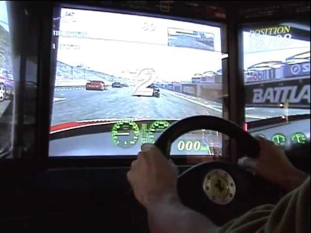 Ferrari F355 Challenge DX Race in Suzuka SEGA (F355チャレンジ セガ)