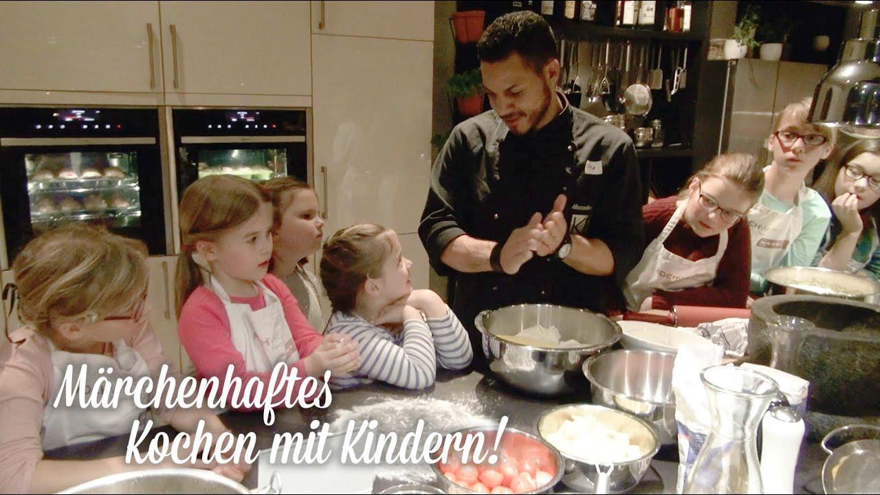 Märchenhaftes Kochen mit Kindern – Kochschule Braunschweig - YouTube | {Kochschule für kinder 68}
