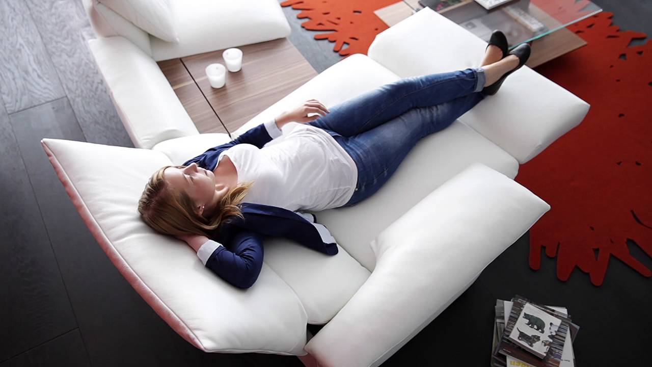 U Form Sofa Koinor Cosima - Youtube