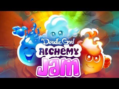 NEVER BEFORE SEEN DOODLE GOD GAME?   Doodle God Alchemy Jam *GAME GIVEAWAY*