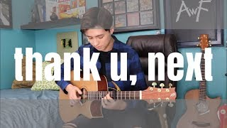 Baixar thank you, next - Ariana Grande **BUT** it's played only on a guitar