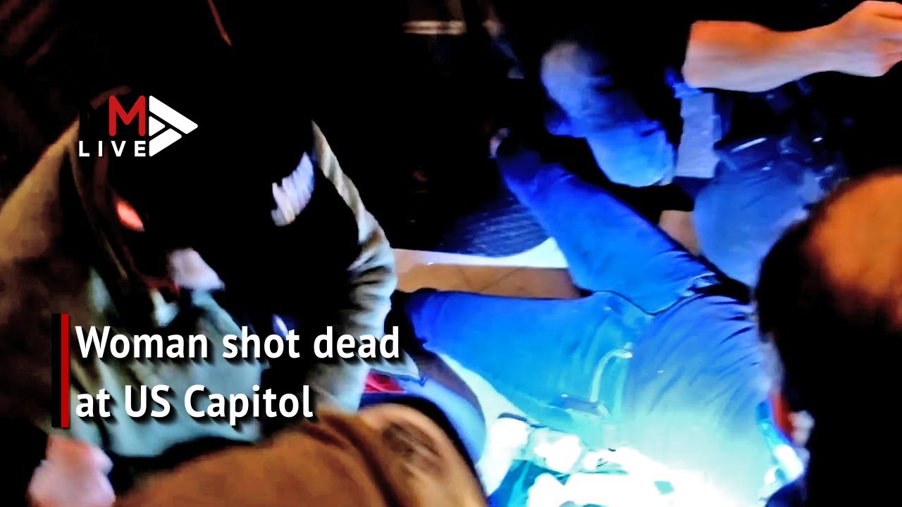 Trump supporters storm U.S. Capitol, with one woman killed and ...