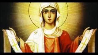 Історія свята Покрови Божої Матері дітям