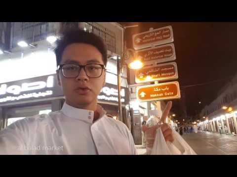 One day at the Amazing Jeddah, Saudi Arabia | AXjournal Vlog Ep.7