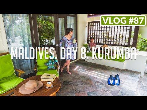 MALDIVES. DAY 8: KURUMBA /// VLOG #87