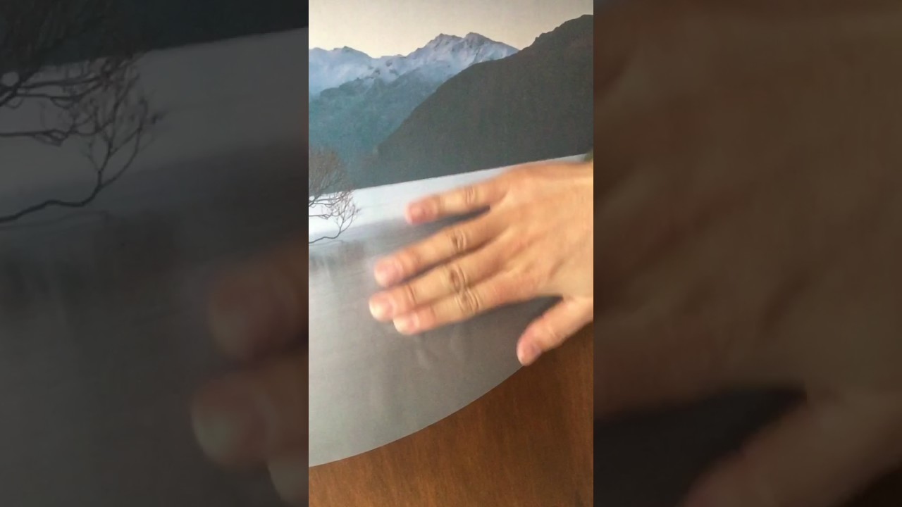 How To Remove Bubbles From Removal Wall Decals YouTube - How to remove wall decals
