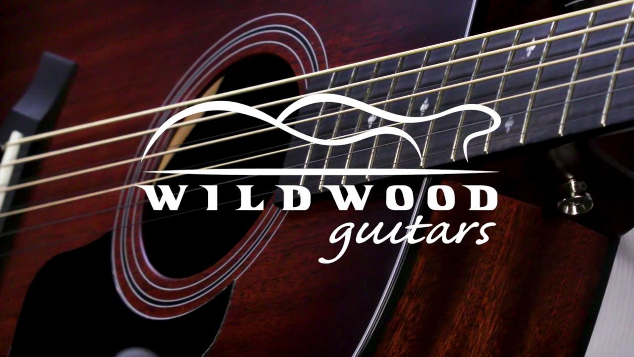 Taylor Guitars Limited Edition 326E Baritone 8-String • Wildwood Guitars