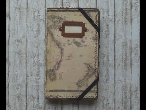 Travel Notebook Australia