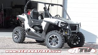 ATV Television Product Review – 27x9x14 Sedona Rip Saw RT RZR 900