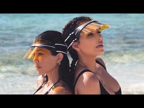 Kim Kardashian GUSHES Over Khloe's Baby & Deletes Bikini Pics Amid Scandal