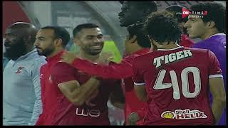 ستاد مصر - مراسم وفرحة لاعبي الأهلي بتتويج بلقب الدوري موسم 2019-2020