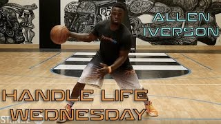 Allen Iverson Shift Crossover | How To HandleLife Wednesday