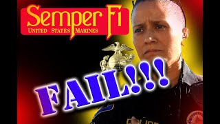 MARINE CORPS AND PASADENA POLICE FREAK OUT!!! MESS WITH THE WRONG GUY