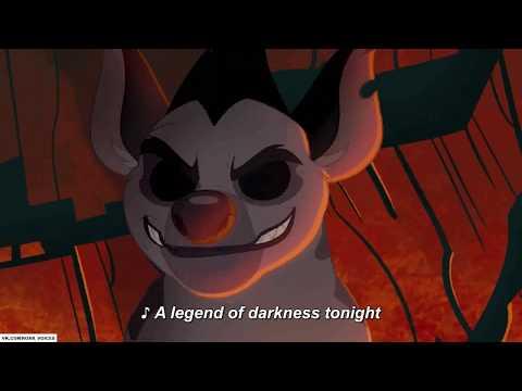 "The Lion Guard S02E05 ""Let's bring back a legend"" - ENGLISH karaoke"