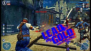 Lead and Gold Gangs of the Wild West Gameplay JuaN
