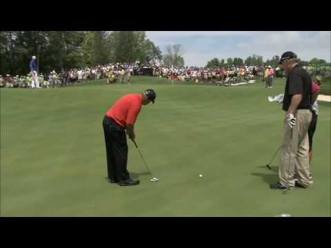 FLASHBACK: Jack Nicklaus drains miraculous putt at Harbor Shores