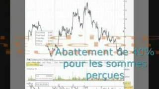 La Fiscalité liée à la Bourse