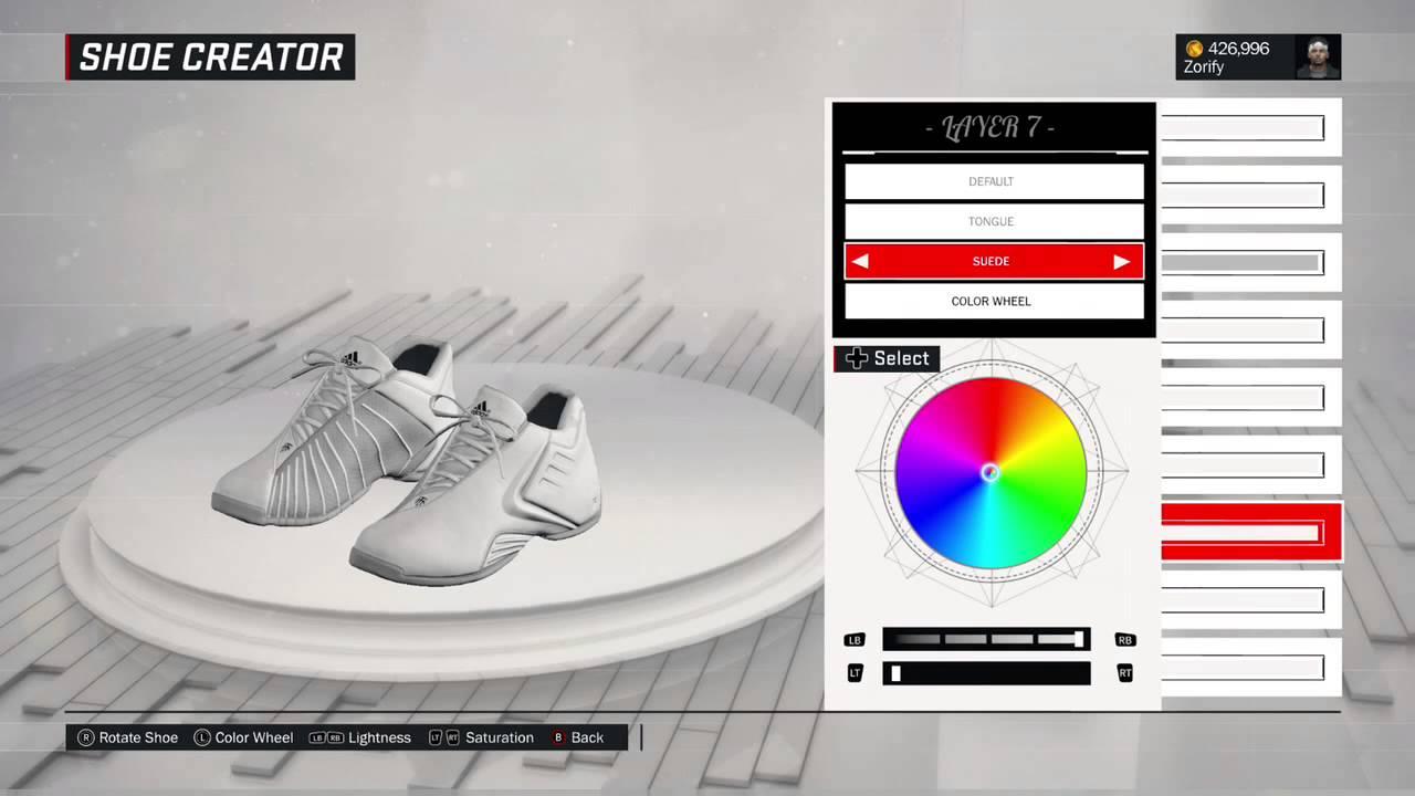timeless design 28711 132ae NBA 2K17 Shoe Creator - Adidas T-Mac 3