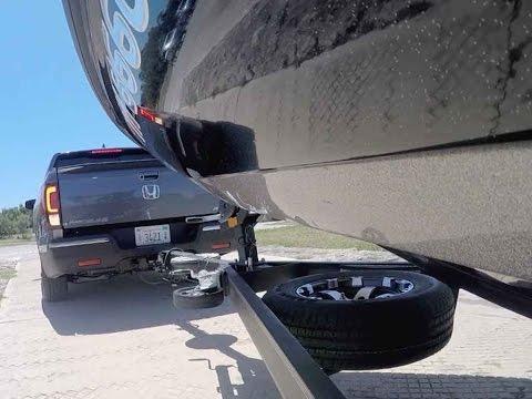 Vehicles With 5000 Lb Towing Capacity >> 2017 Honda Ridgeline With 5 000 Lb Of Towing Capacity Youtube