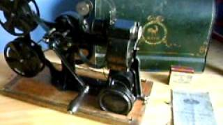 Pathe Kok 28mm movie projector from 1912