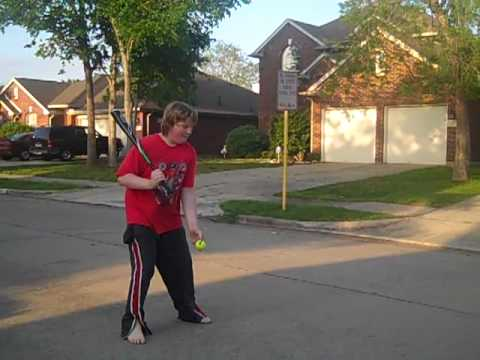Backyard baseball - YouTube